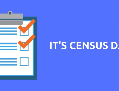 It's Census Day