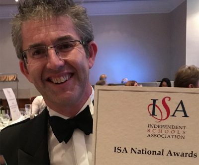 James Allen ISA National Awards