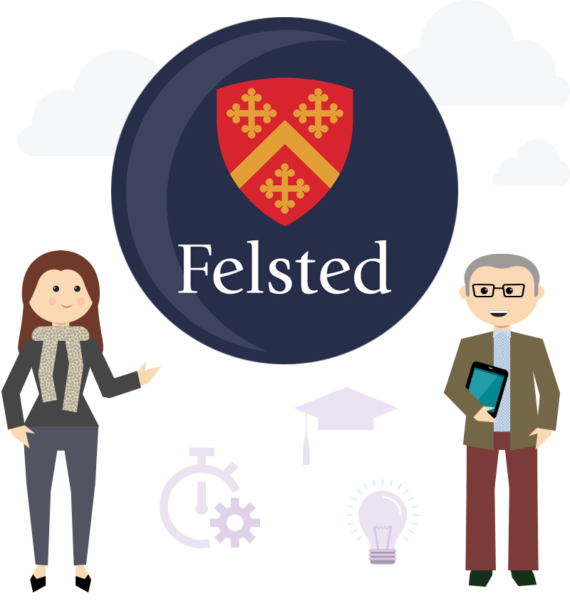 Felsted Case Study Logo