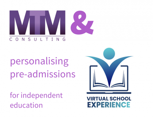 MTM partners with Virtual School Experience to personalise pre-admissions
